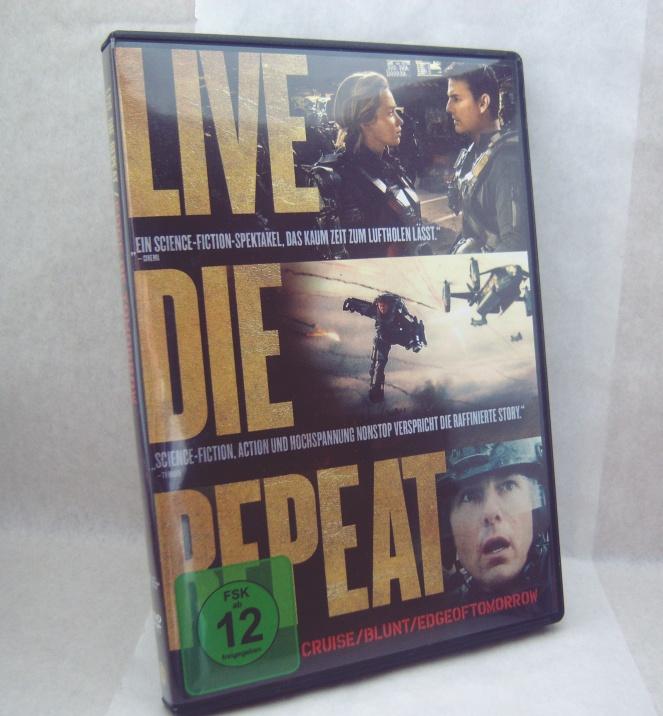 DVD - Edge of Tomorrow
